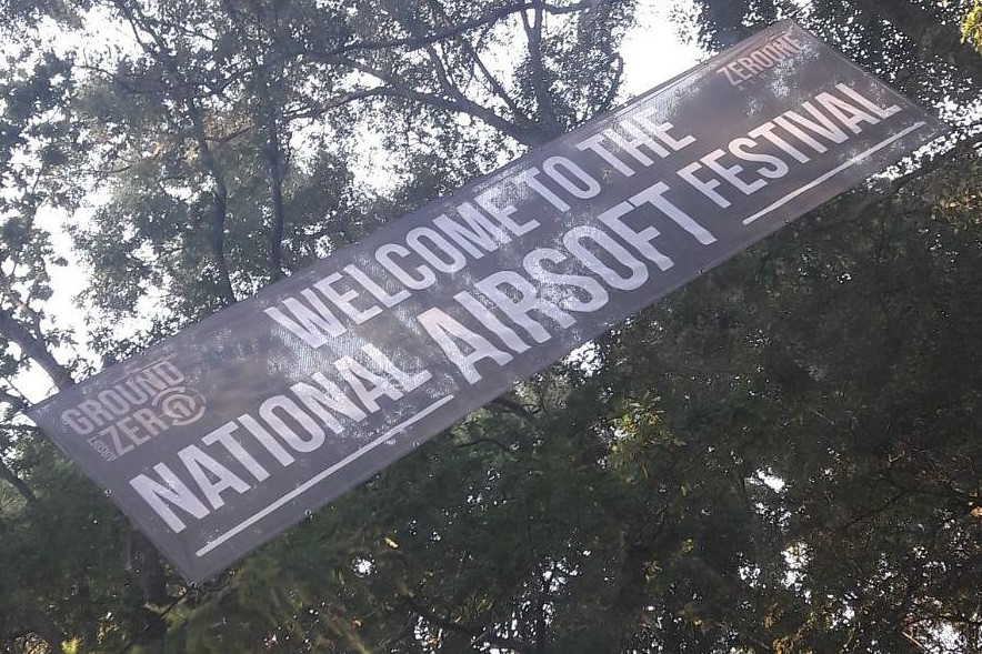 National Airsoft Festival 2019 Banner