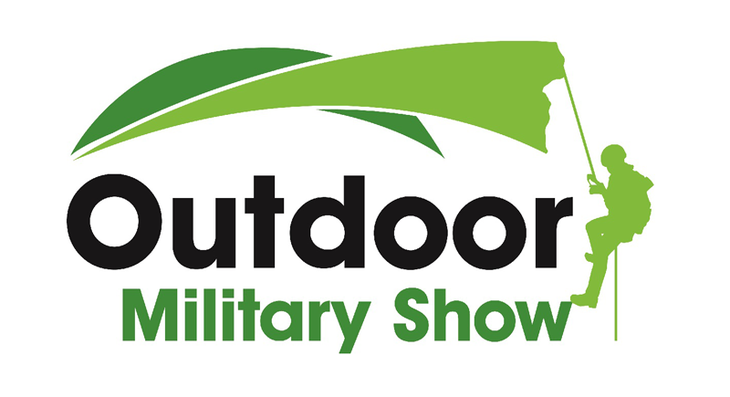 Outdoor Military Show Logo