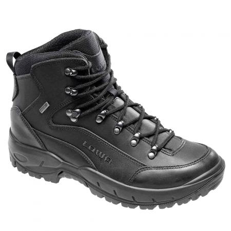 LOWA Renegade GORE-TEX® Mid Boot - Black